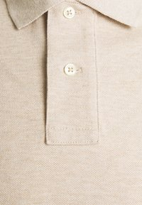 Polo Ralph Lauren - SLIM FIT MODEL - Polo - beige/sand/white