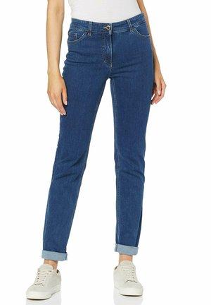 Straight leg jeans - bluedenim