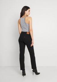 Levi's® - 501 CROP - Jeans Tapered Fit - pitch dark - 2