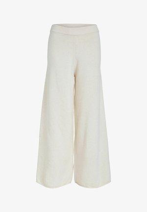 Trousers - light stone mel