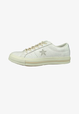 CHUCKS ONE STAR EGRET  - Sneakersy niskie - beige