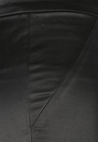 Weekday - ALECIO FLARE TROUSER - Trousers - black - 5