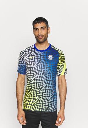 CHELSEA LONDON  - Klubové oblečení - lyon blue/opti yellow