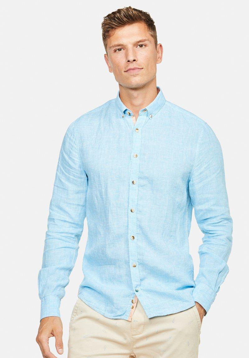 Colours & Sons - Shirt - hellblau