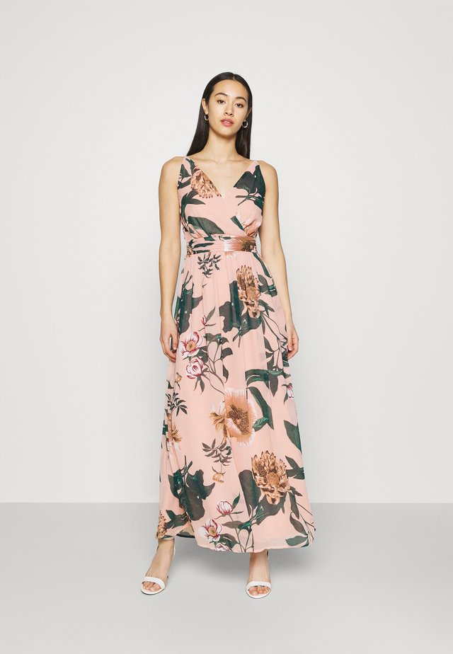 VMKATNISS MAXI DRESS  - Długa sukienka - misty rose