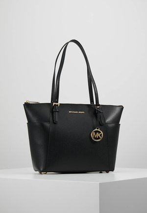 JET SET - Handbag - black