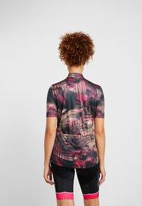Craft - HALE GRAPHIC  - Print T-shirt - fame - 2