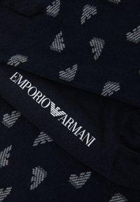 Emporio Armani - 3 PACK - Socks - navy - 2