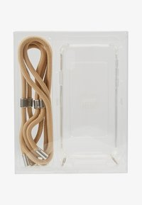 Jost - IPHONE X/XS CASE NECKLACE - Phone case - sand - 1