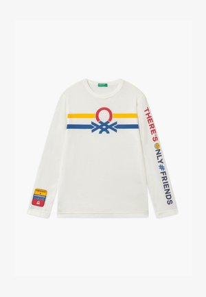 ONLINE BOY - Bluzka z długim rękawem - white