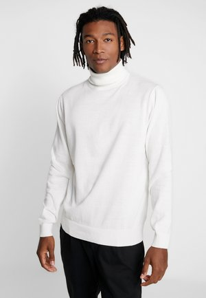 HUME - Sweter - vintage white