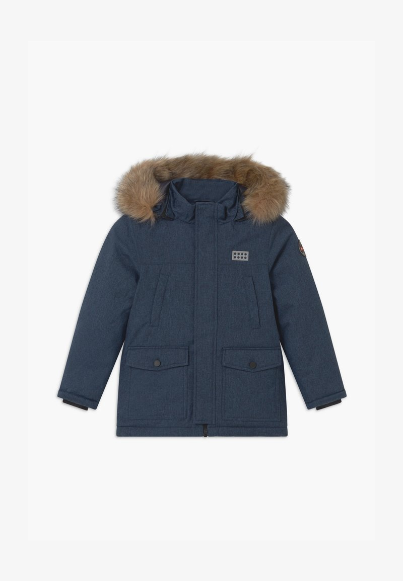LEGO Wear - JOSHUA - Winter coat - dark blue