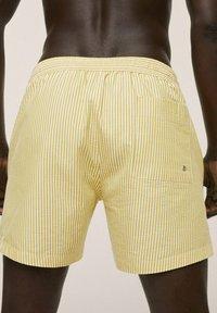 Mango - Swimming shorts - gelb - 4