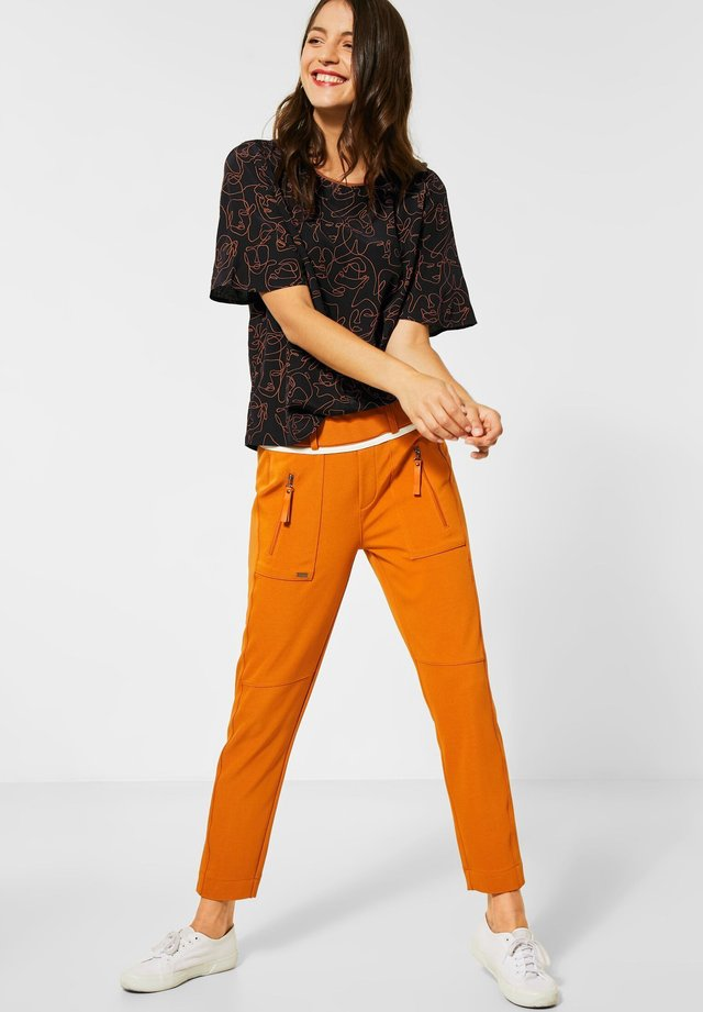 MIT MUSTER - Blouse - orange