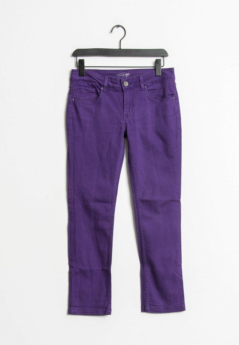 Tommy Hilfiger - Slim fit jeans - purple