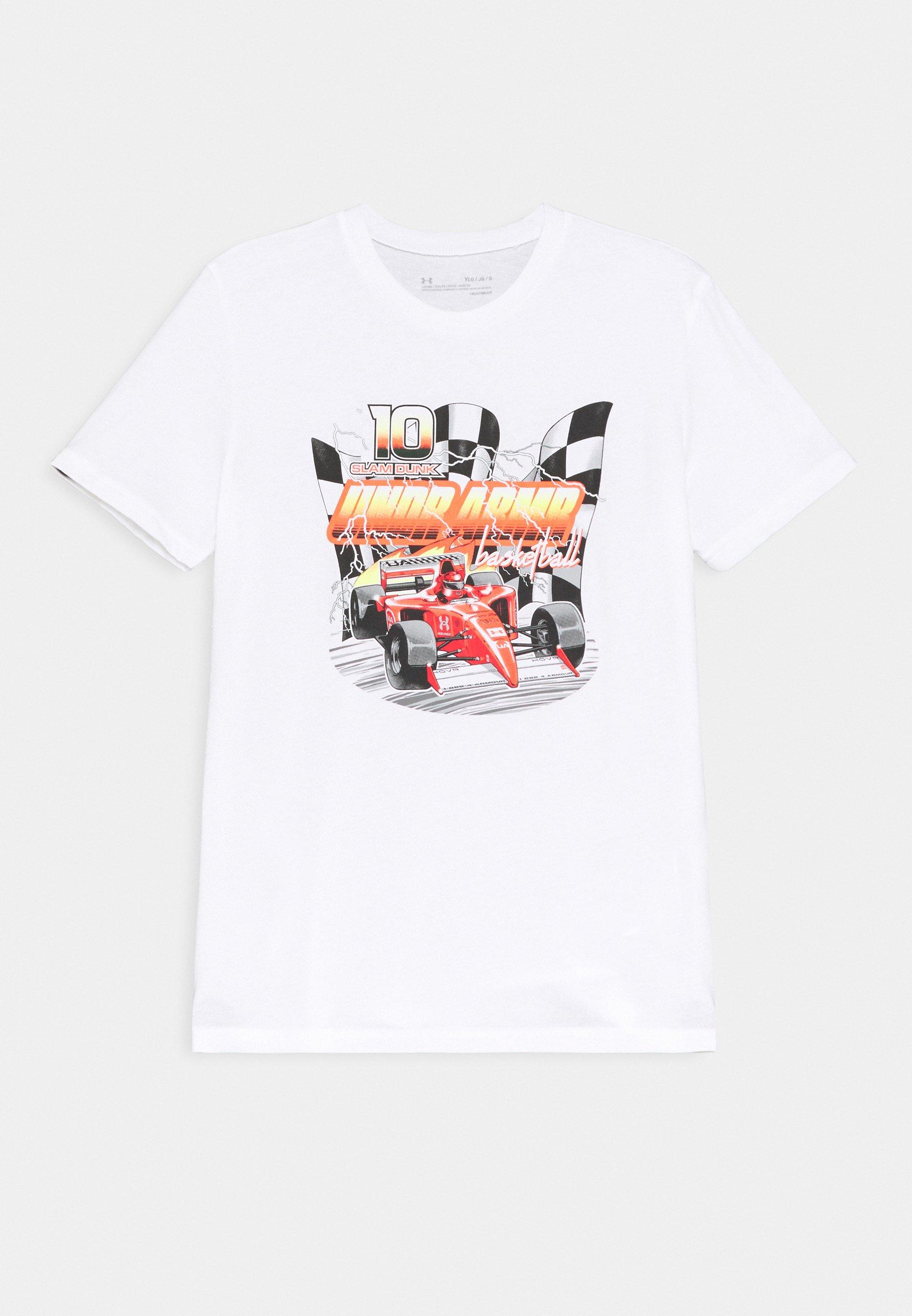 Kids BOYS HOOPS NITRO TEE - Print T-shirt