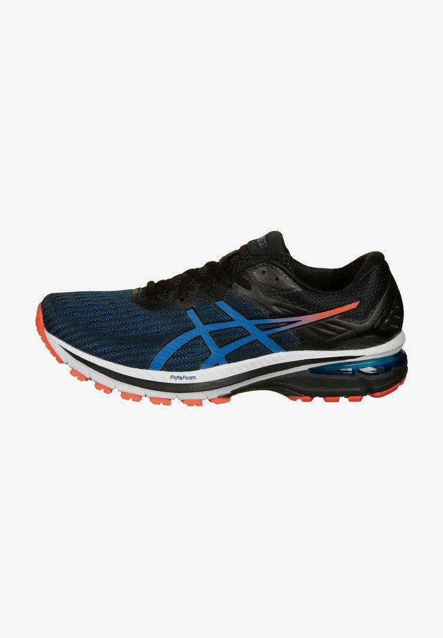 GT 2000 9 - Stabilty running shoes - black / directoire blue