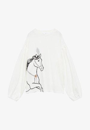 CABARET - Langærmede T-shirts - blanc cassé