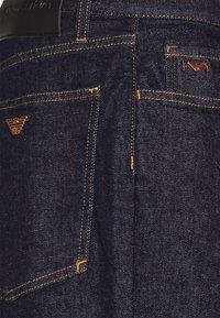 Emporio Armani - Denim shorts - dark blue - 6