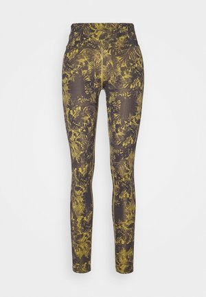 LEGGINGS HAWAII  - Punčochy - olive