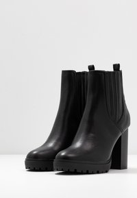Nly by Nelly - High heeled ankle boots - black - 4