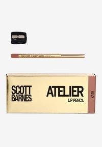 scott barnes - GLAMAZON LIP LINER - Lip liner - kate - 0