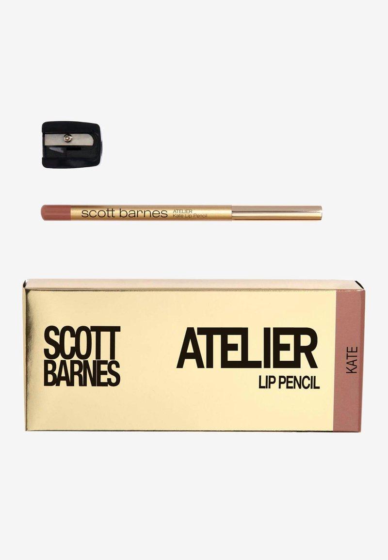 scott barnes - GLAMAZON LIP LINER - Lip liner - kate
