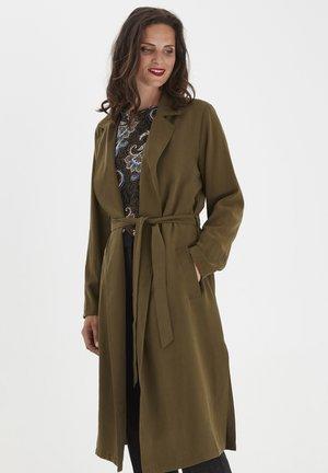 FRMATWILL  - Classic coat - dark olive