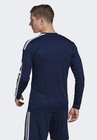 adidas Performance - SQUADRA 21 - Pitkähihainen paita - blue - 1