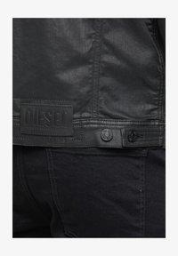 Diesel - NHILL TW - Giacca di jeans - black - 5
