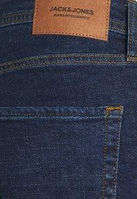 Jack & Jones - JJICLARK JJORIGINAL - Straight leg jeans - blue denim - 2