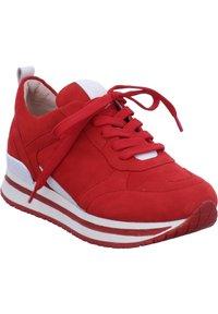 Gerry Weber - CALIFORNIA  - Sneakers laag - rot-kombi - 1