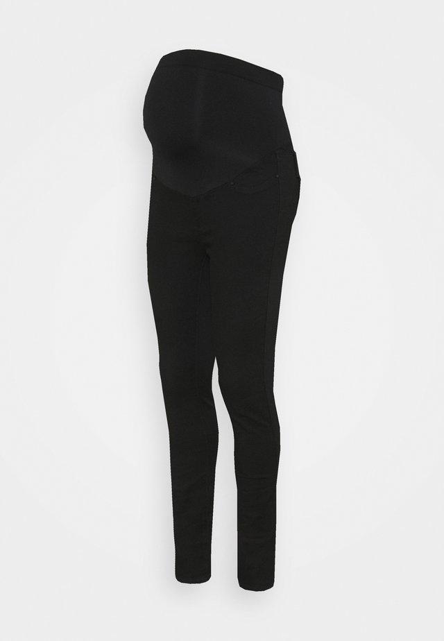ARCHAR - Skinny džíny - black