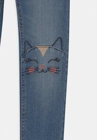 Lindex - MINI TROUSERS MARTINA - Jeans Skinny Fit - blue denim - 2
