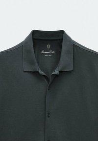 Massimo Dutti - Overhemd - dark blue - 3