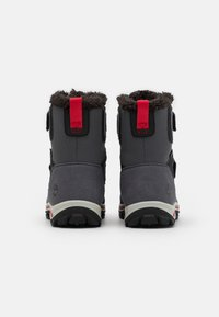 Timberland - CHILLBERG - Winter boots - medium grey/red - 2