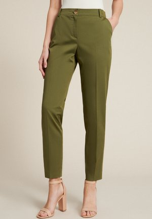 Trousers - verde militare