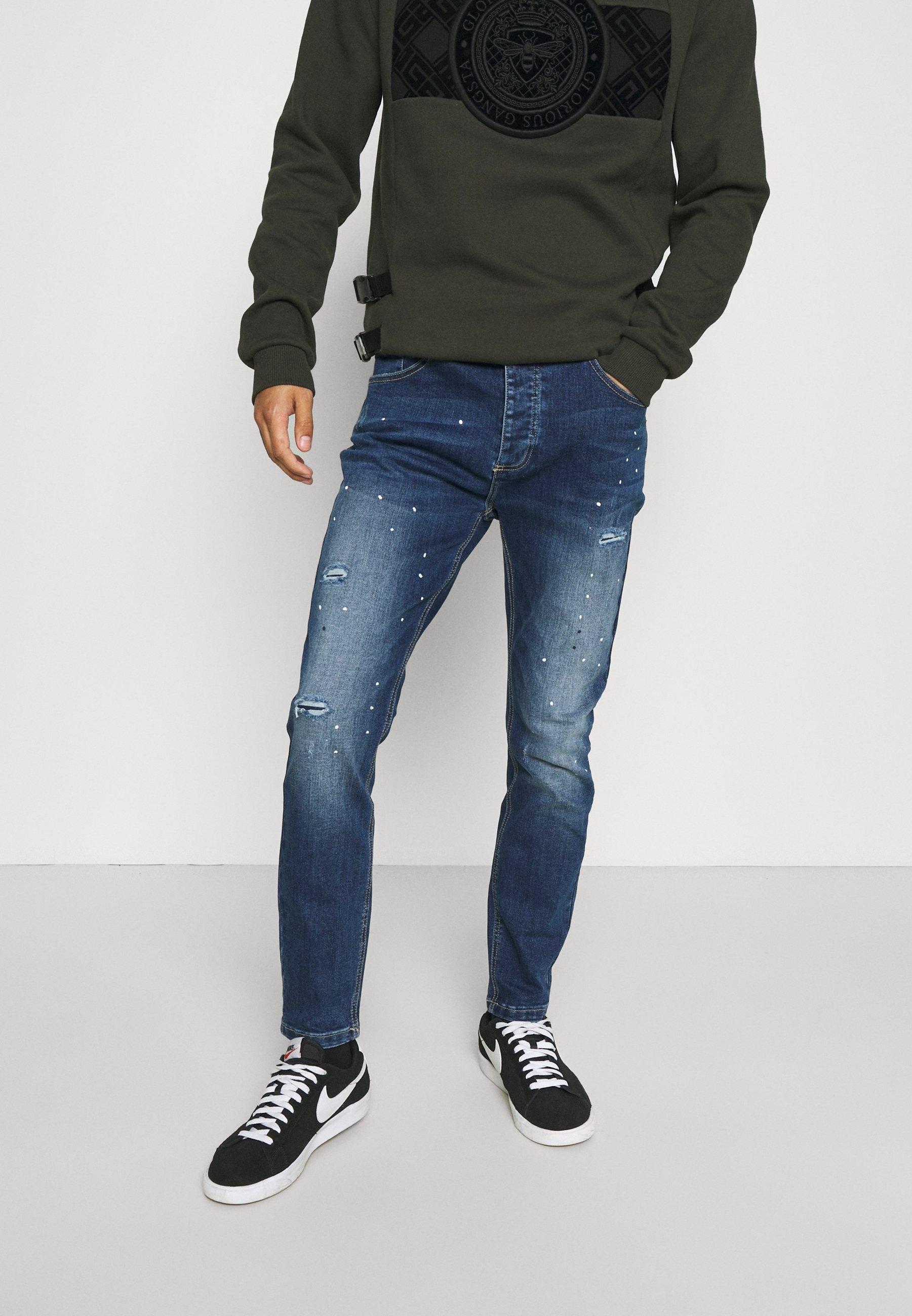 Men COMMACK CARROT FIT - Slim fit jeans