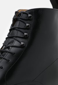 Cordwainer - DAVID - Lace-up ankle boots - orleans black - 3