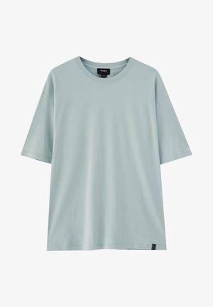 T-shirt - bas - light blue