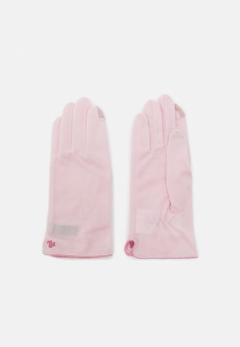 SHOPPING TOUCH GLOVE - Gloves - pale rose