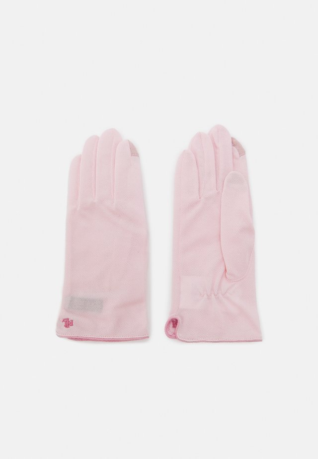 SHOPPING TOUCH GLOVE - Sormikkaat - pale rose