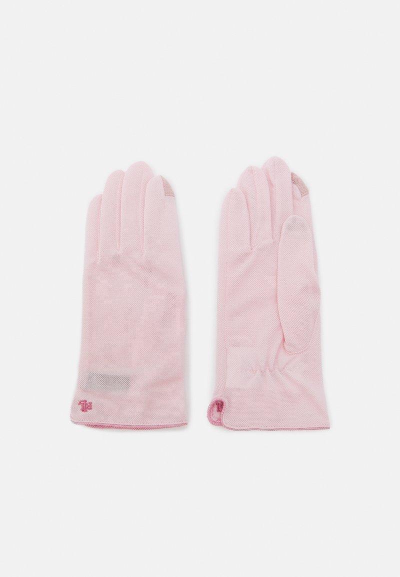 Lauren Ralph Lauren - SHOPPING TOUCH GLOVE - Gloves - pale rose