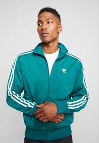 adidas Originals - FIREBIRD ADICOLOR SPORT INSPIRED TRACK TOP - Training jacket - noble green - 3