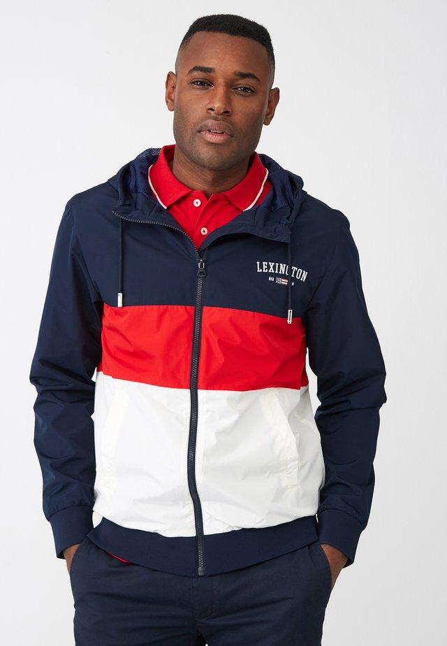 HARVEY - Outdoor jacket - blue