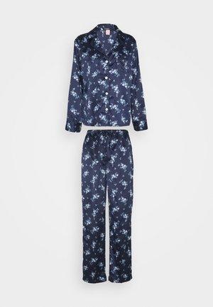 SET - Pyžamová sada - dark blue