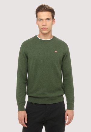 DAMAVAND - Stickad tröja - green