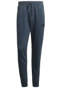 adidas Performance - Tracksuit bottoms - dark blue - 6