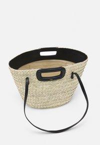 maje - BASKET - Handbag - noir - 3
