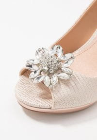 Lulipa London - DULCE - Peeptoe heels - blush - 2